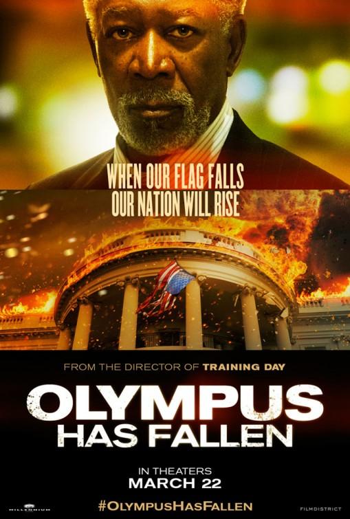 Week of 3.18.13- Olympus Has Fallen