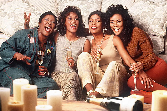 Throwback Movie of the Month- Waiting to Exhale (June 2013 ...