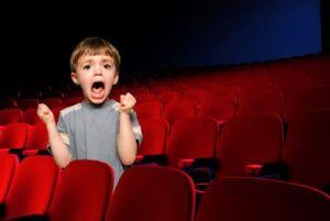 Kid Screaming Movies