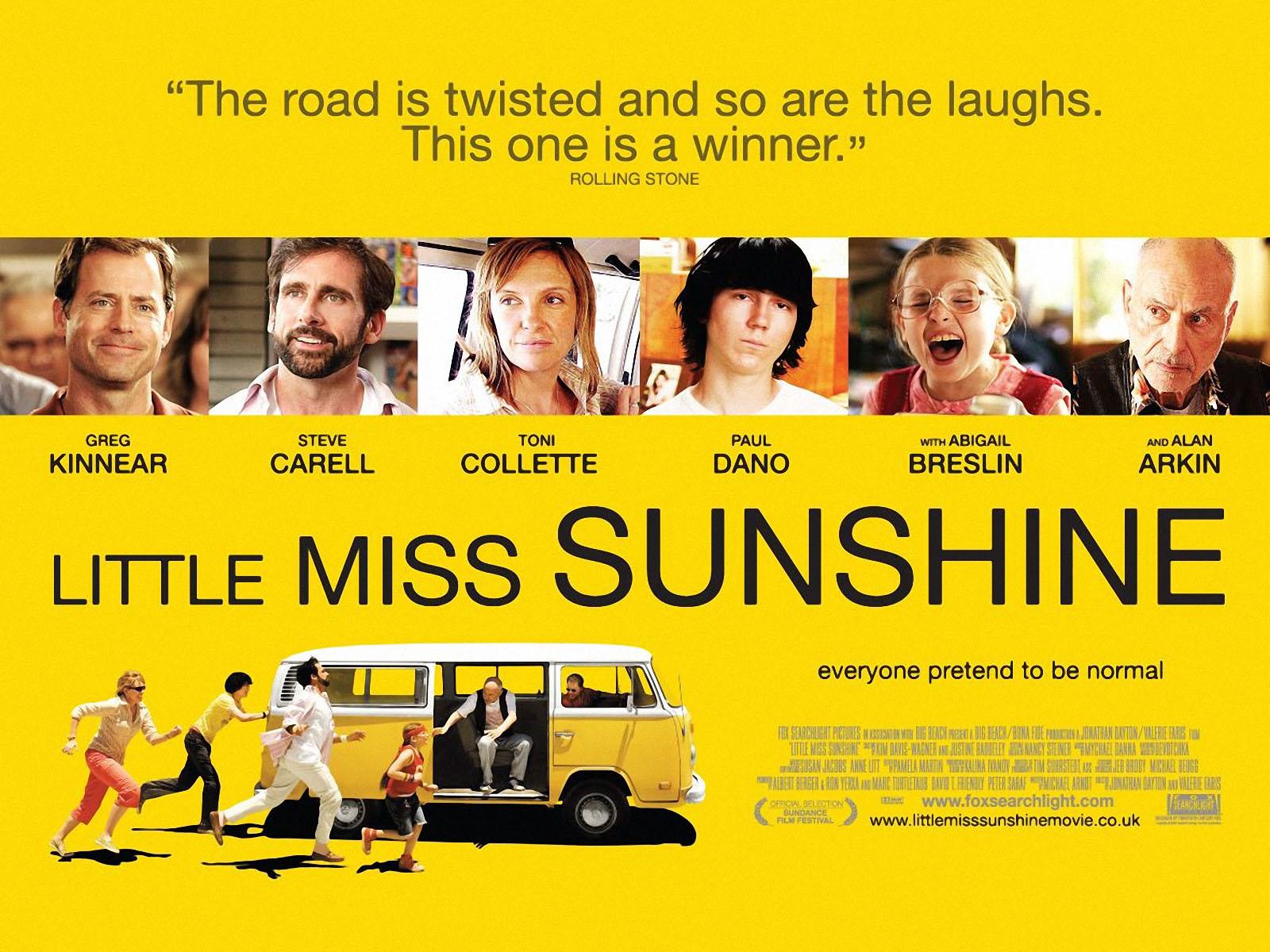 little miss sunshine beauty pageant scene