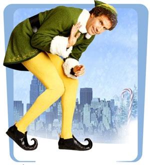 December 2013 Throwback Movie Of The Month Elf Movie
