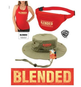 Blended Prize Pack
