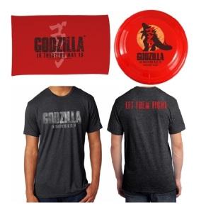 Godzilla Summer Pack