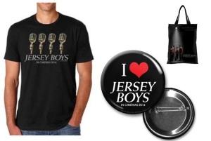 Jersey Boys Fan Pack