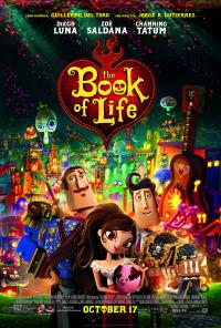 BookOfLife Film Poster