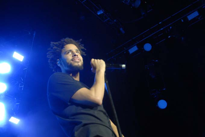 J. Cole (Photo by Merecedes Howze)