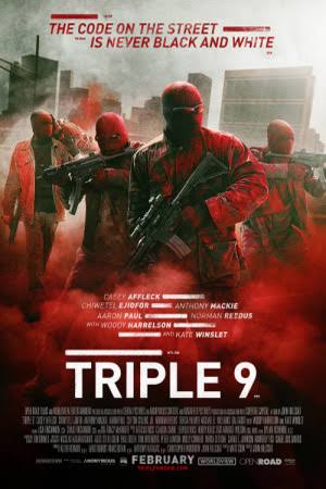 Triple 9 Film Poster