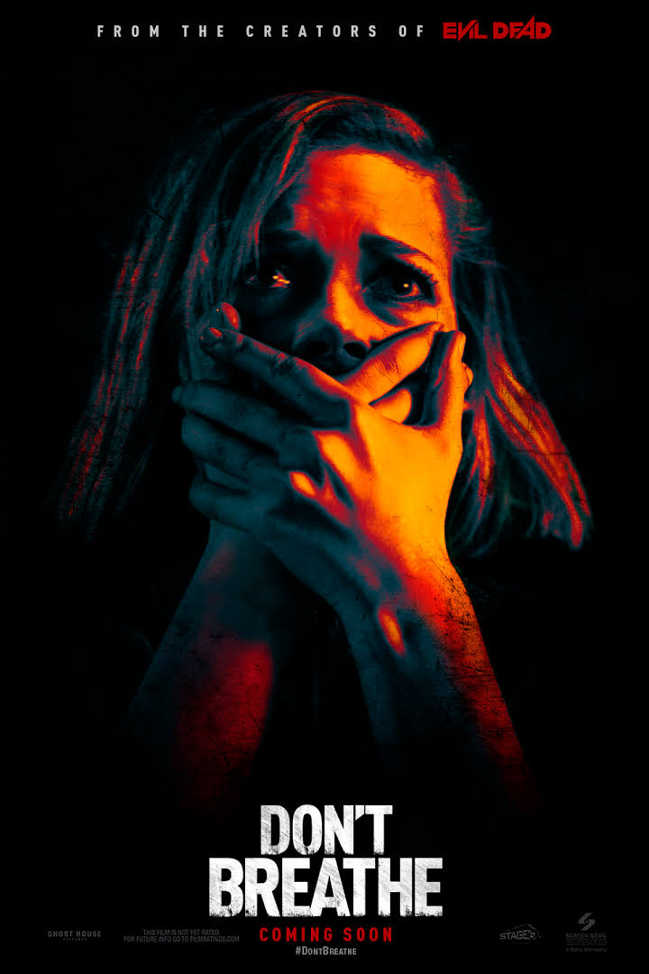 Dont Breathe Film Poster